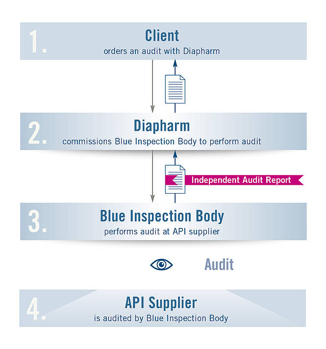 [Translate to Nederlands:] Most independent 4 way audit system