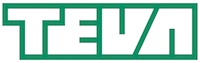 Logo Teva Pharmaceuticals Europe B.V.