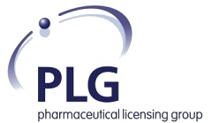 PLG - Pharmaceutical Licensing Group